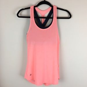 Athleta Tank Top with Built In Sports Bra